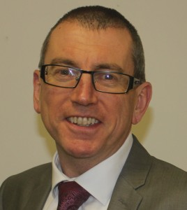 Tony Hunter, Chief Executive of the Social Care Institute of Excellence