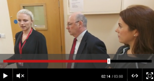 Alistair Burt MP, Minister of State for Community and Social Care Visit to Bradford District Care NHS Foundation Trust