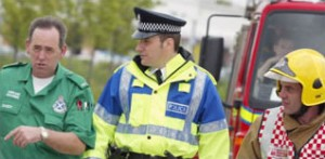 Police forces and health professionals are working together to assess and help those in the midst of psychological crisis