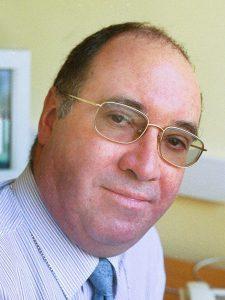 Dr David Paynton - head and shoulders portrait