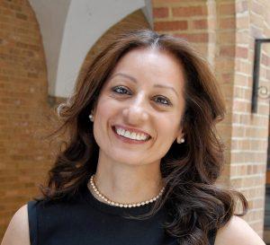 Nageena Khalique - portrait