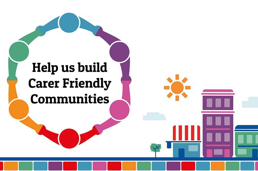 Carer Friendly Communities logo