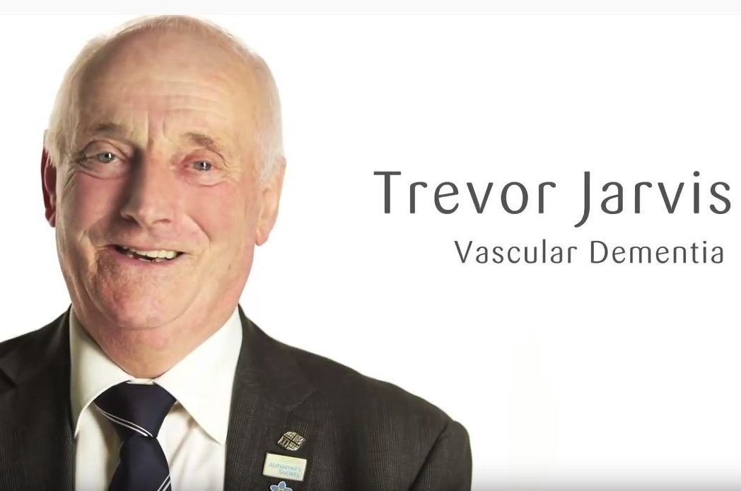 Trevor Jarvis - lived with vascular dementia