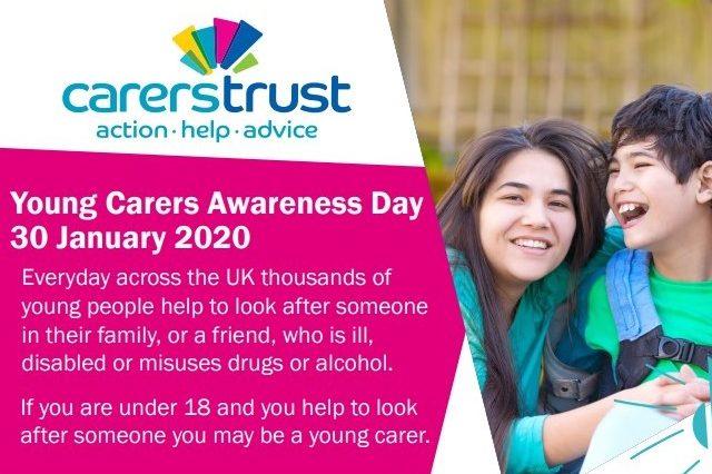 Young Carers Awareness Poster