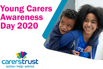 Young Carers Awareness Day poster