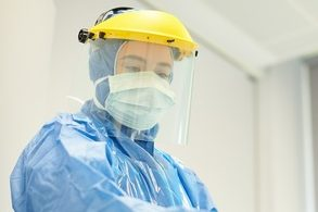 PPE health and care worker