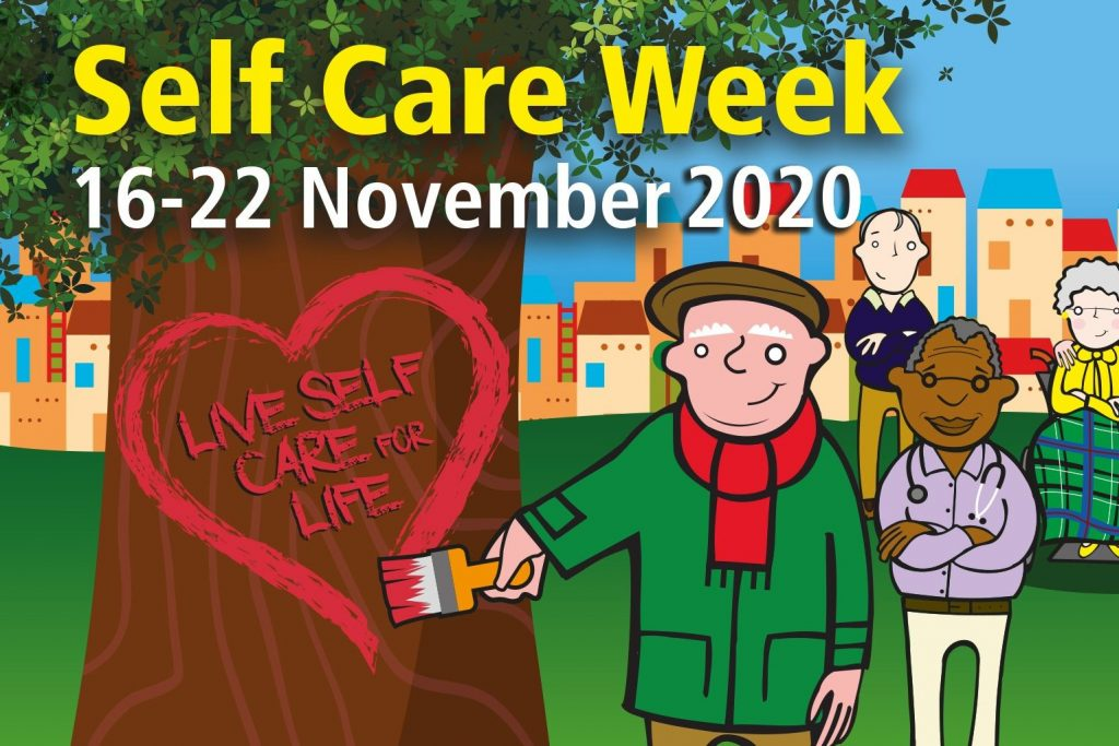 self care week poster