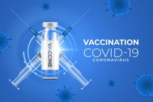 Covid vaccine bottle