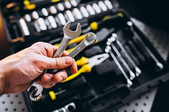 spanners representing a toolkit